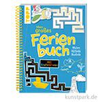 Mein großes Ferienbuch - Blau, TOPP