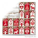 Merry & Bright - Scrapbookingpapier 190 g 30,5 x 30,5 cm | Merry & Bright
