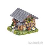 Mini Alm-Hütte, 3 cm