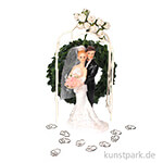 Mini-Garten Set - Brautpaar
