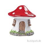 Mini Pilzhaus, 7 cm