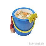 Mini Sand-Eimer, 4,5x3,8x4 cm