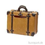 Miniatur-Koffer mit Öffnung für Geldgeschenke, 8x3,5x6,5 cm