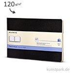 MOLESKINE Skizzenalbum Schwarz, 120g