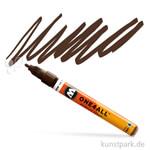 Molotow ONE4ALL Marker - HS127 2 mm 2 mm | Haselnussbraun