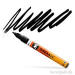 Molotow ONE4ALL Marker - HS127 2 mm 2 mm | Signalschwarz