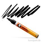 Molotow ONE4ALL Marker - HS227 4 mm 4 mm | Signalschwarz