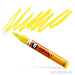 Molotow ONE4ALL Marker - HS227 4 mm 4 mm | Zinkgelb