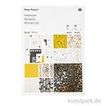 Motivpapier Block - Nostalgic Christmas, 30 Blatt