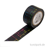 MT Masking Tape Blackboard Colorful - 20 mm, 5 m