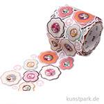 MT Masking Tape Blumen und Perlen, 45 mm, 3 m Rolle