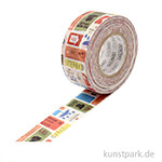 MT Masking Tape Care Tag, 25 mm, 15 m Rolle