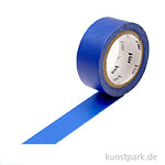MT Masking Tape Fab Flourescent Cyan, 15 mm, 5 m Rolle