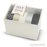 MT Masking Tape Set Monotone 2 mit 5 x 15 mm x 10 m