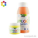 MUCKI Fingerfarbe - cremig & pastos