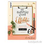 My Handlettering World - Effekte - Übungsbuch, TOPP