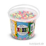 NABBI Bügelperlen - Pastellfarben, 5x5 mm 5.000 Stück