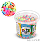 NABBI Bügelperlen - Pastellfarben, 5x5 mm