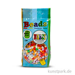 NABBI Bügelperlen - Perlmuttfarben, 5x5 mm 1.100 Stück