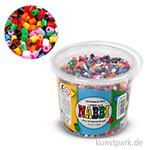 NABBI Bügelperlen - Standard Farben, 5x5 mm