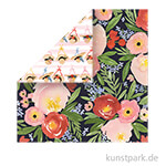 Oh Happy Day Scrappapier - Dreamy Floral