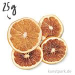 Orangenscheiben getrocknet, 25g