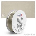 Organza-Band - 25 mm Breite 5 m | Creme