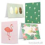 Palm Beach Collection - Card Set, 12 Karten mit Umschlägen