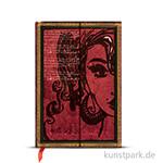 PAPERBLANKS Notizbuch - Amy Winehouse - Tears Dry
