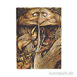 PAPERBLANKS Notizbuch - Die Feenwelt von Brian Froud - Kleine Tunichtgute