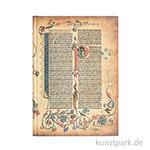 PAPERBLANKS Notizbuch - Gutenberg-Bibel - Parabola