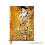 PAPERBLANKS Notizbuch - Klimts - Porträt von Adele