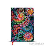 PAPERBLANKS Notizbuch - Olenas Garten - Mondlicht