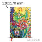 PAPERBLANKS Notizbuch - Olenas Garten - Tagesanbruch 120 x 170 mm