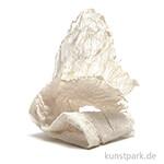 Paperdecoration Relief und Strukturpapier Weiß 40 g
