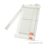 Papierschneider, 203 x 391 mm, mit cm und inch