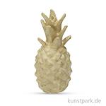 Pappmaché Ananas - 9x21 cm