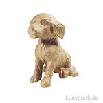Pappmaché - kleiner Hund