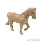 Pappmaché - Mini Pferd