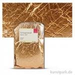 Passione Schlagmetall-Blätter Schabin 14 x 14 cm | Kupfer (20 Blatt)