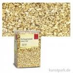 Passione Schlagmetall-Flocken, klein abburstig | Gold 2,5 (12 g)
