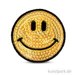Patch zum Aufbügeln - Smile, 5 cm