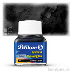 Pelikan Tusche A 10 ml | Schwarz