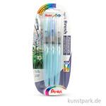 PENTEL Aquash Brush Wassertankpinsel 3er Set