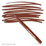 PENTEL Arts Brush Sign Pen Einzelstift | Braun