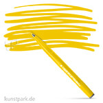 PENTEL Arts Brush Sign Pen Einzelstift   Gelb