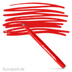 PENTEL Arts Brush Sign Pen Einzelstift | Rot