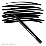 PENTEL Arts Brush Sign Pen Einzelstift | Schwarz