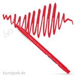 PENTEL Arts Colour Pen Faserschreiber Einzelstift | Rot