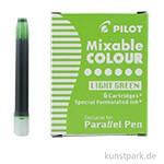 Pilot Pen Patronen 6 Stk - Hellgrün